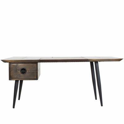 Brass Hornet Desk Aviation Furniture Smithers of Stamford 1,450.00 Store UK, US, EU, AE,BE,CA,DK,FR,DE,IE,IT,MT,NL,NO,ES,SE