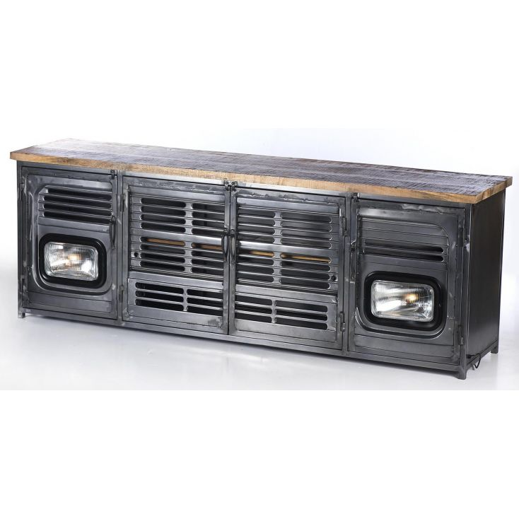 Truck TV Unit Reclaimed Wood Furniture Smithers of Stamford £ 1,048.00 Store UK, US, EU, AE,BE,CA,DK,FR,DE,IE,IT,MT,NL,NO,ES,SE