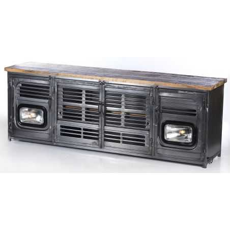 Truck TV Unit Recycled Wood Furniture Smithers of Stamford £1,048.00 Store UK, US, EU, AE,BE,CA,DK,FR,DE,IE,IT,MT,NL,NO,ES,SE
