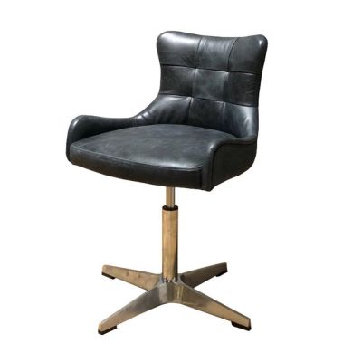 Black Leather Bar Stools Kitchen & Dining Room Smithers of Stamford £ 445.00 Store UK, US, EU, AE,BE,CA,DK,FR,DE,IE,IT,MT,NL,...