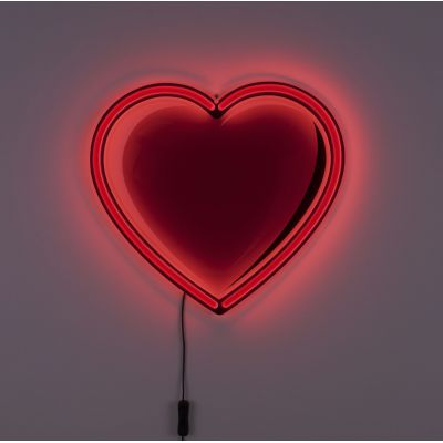 Neon Heart Sign Vintage Lighting Seletti £ 226.00 Store UK, US, EU, AE,BE,CA,DK,FR,DE,IE,IT,MT,NL,NO,ES,SE