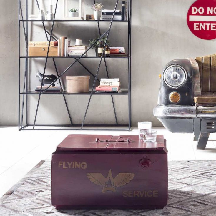 Flying Service Beer Storage Trunk Side Tables & Coffee Tables Smithers of Stamford £ 400.00 Store UK, US, EU, AE,BE,CA,DK,FR,...