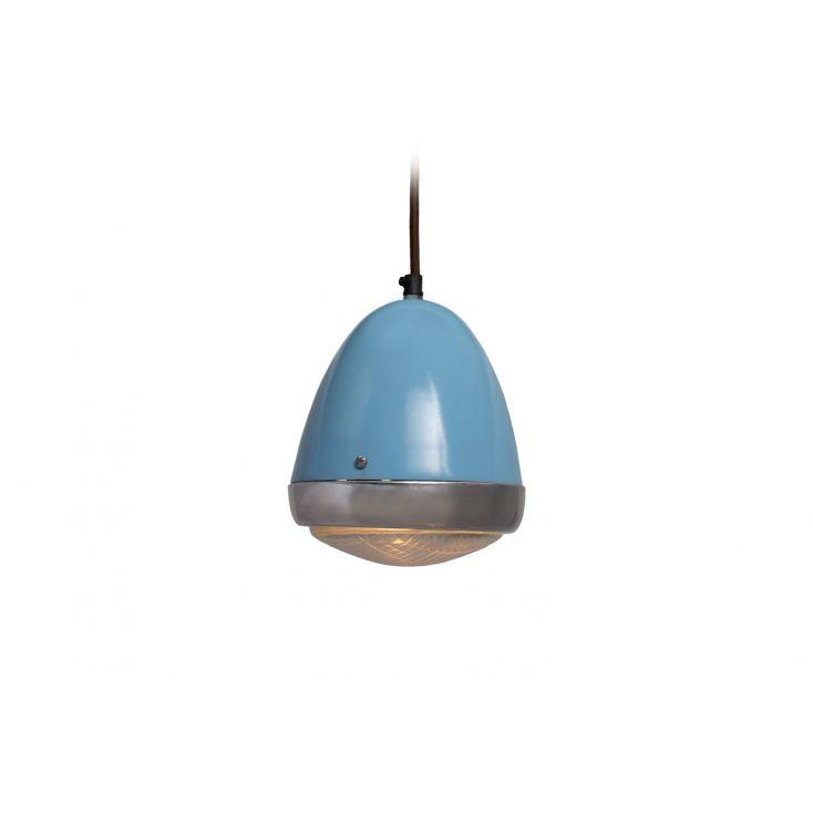 Vespa Blue Pendant Light Vintage Lighting Smithers of Stamford £ 65.00 Store UK, US, EU, AE,BE,CA,DK,FR,DE,IE,IT,MT,NL,NO,ES,SE