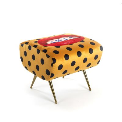Seletti Footstool Seletti Seletti £ 339.00 Store UK, US, EU, AE,BE,CA,DK,FR,DE,IE,IT,MT,NL,NO,ES,SE