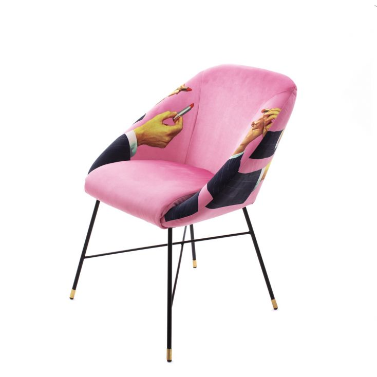 Seletti Dining Chair Chairs Seletti £ 390.00 Store UK, US, EU, AE,BE,CA,DK,FR,DE,IE,IT,MT,NL,NO,ES,SE