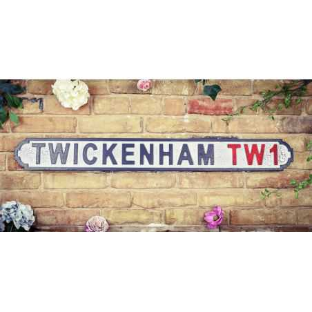 Replica London Road Signs Retro Gifts Smithers of Stamford £32.00 Store UK, US, EU, AE,BE,CA,DK,FR,DE,IE,IT,MT,NL,NO,ES,SE