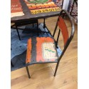Drum Art Chair