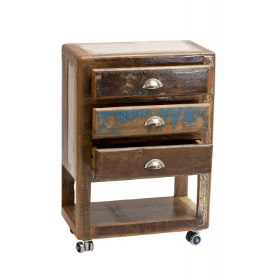 Fridge Console Table With Drawers Reclaimed Wood Furniture £ 430.00 Store UK, US, EU, AE,BE,CA,DK,FR,DE,IE,IT,MT,NL,NO,ES,SE