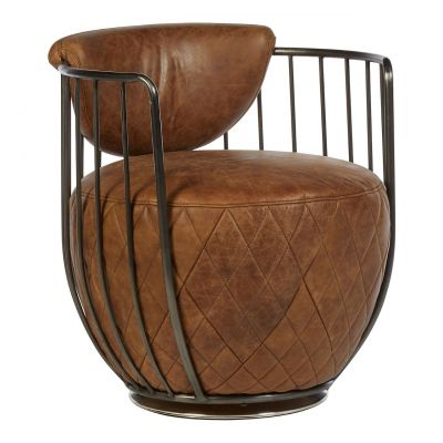 Caged Aviator Chair