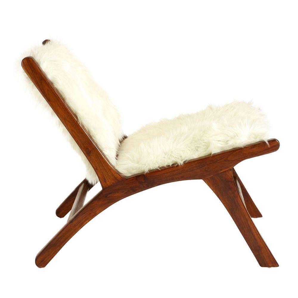 Scandinavian Wood Chair