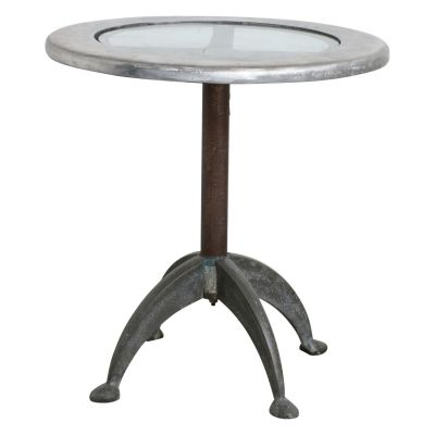 Original 1950's Vintage Bistro Table