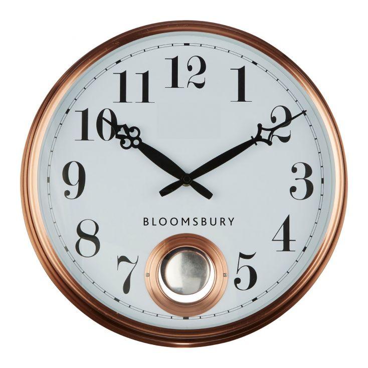 Bloomsbury Clock Vintage Clocks Smithers of Stamford £ 102.00 Store UK, US, EU, AE,BE,CA,DK,FR,DE,IE,IT,MT,NL,NO,ES,SE