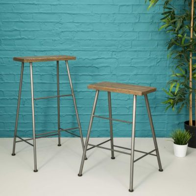 Granville Shop Counter Stool
