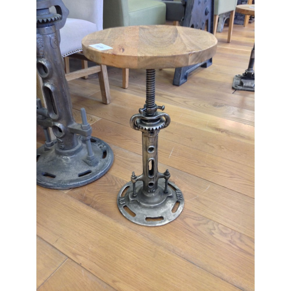 Buy Industrial Stool Vintage Style Kitchens Smithers Of