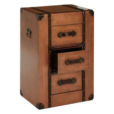 Copper Bedside Table Chest of Drawers Chest of Drawers Smithers of Stamford £ 277.00 Store UK, US, EU, AE,BE,CA,DK,FR,DE,IE,I...