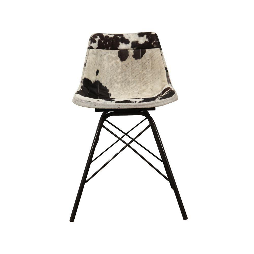 Cowhide Dining Chairs Uk Amp Tan Black Vintage Leather
