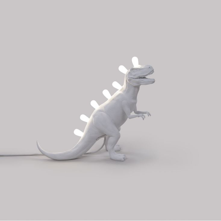 Jurassic Lamp T Rex Amp Brontosaurus Table Lamp