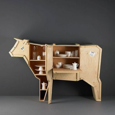Cow Cabinet