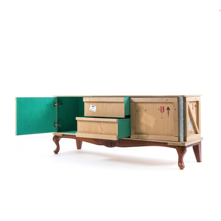 Crate Tv Unit Seletti 1,750.00 Store UK, US, EU, AE,BE,CA,DK,FR,DE,IE,IT,MT,NL,NO,ES,SE