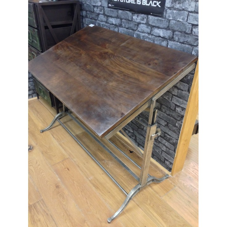 Vintage Helsing Architect Draft table