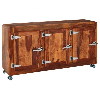 Fridge Wood Sideboard