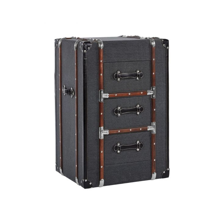 Steamer Chest Trunk Office Smithers of Stamford £ 260.00 Store UK, US, EU, AE,BE,CA,DK,FR,DE,IE,IT,MT,NL,NO,ES,SE