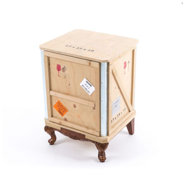 Crate Bedside Table Seletti £ 900.00 Store UK, US, EU, AE,BE,CA,DK,FR,DE,IE,IT,MT,NL,NO,ES,SE