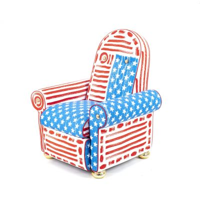 Lazy Painter USA Chair