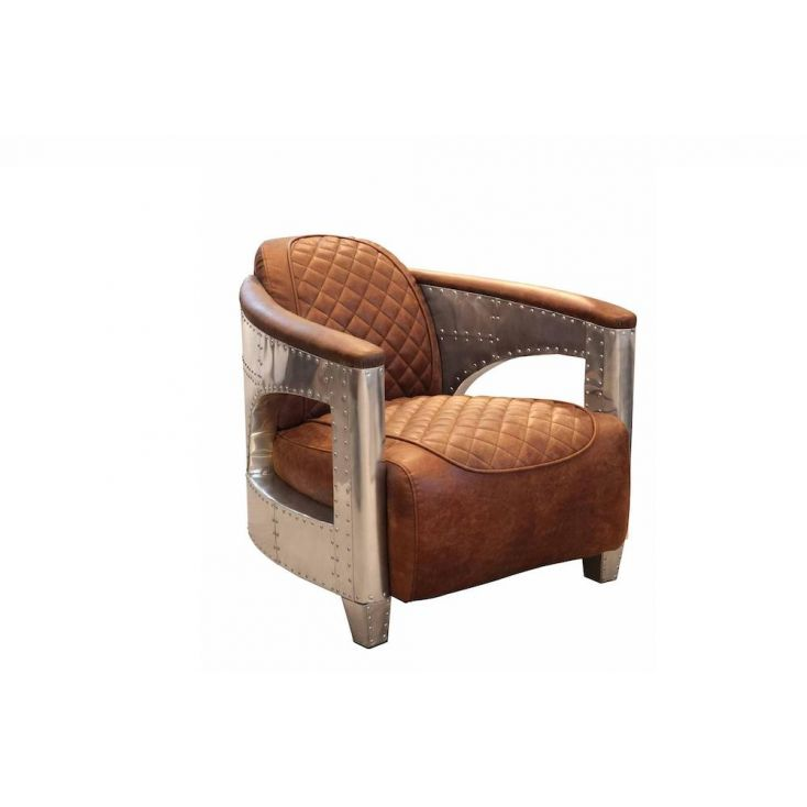 Aviator Leather Armchair Sofas and Armchairs Smithers of Stamford 1,149.00 Store UK, US, EU, AE,BE,CA,DK,FR,DE,IE,IT,MT,NL,NO...