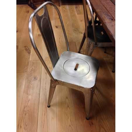 Mohawk Aircraft Industrial Chair Smithers Archives Smithers of Stamford £ 186.00 Store UK, US, EU, AE,BE,CA,DK,FR,DE,IE,IT,MT...