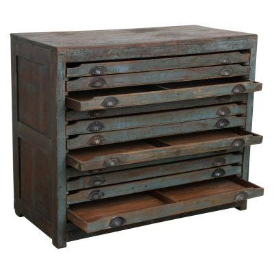 Letter Drawer Cabinet
