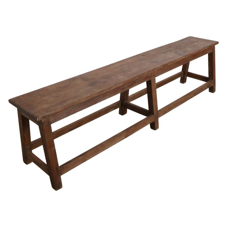 Wood Dining Bench Dining Tables Smithers of Stamford £ 350.00 Store UK, US, EU, AE,BE,CA,DK,FR,DE,IE,IT,MT,NL,NO,ES,SE