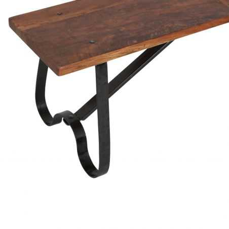 Southwood Natural Wood Bench Dining Tables Smithers of Stamford £ 225.00 Store UK, US, EU, AE,BE,CA,DK,FR,DE,IE,IT,MT,NL,NO,E...
