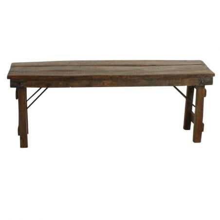 Folding Reclaimed Bench Dining Tables Smithers of Stamford £ 201.00 Store UK, US, EU, AE,BE,CA,DK,FR,DE,IE,IT,MT,NL,NO,ES,SE
