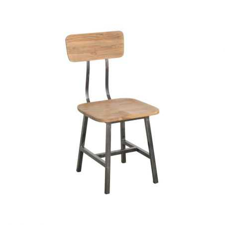 Hardware Store Dining Chairs Reclaimed Wood Furniture Smithers of Stamford £ 276.00 Store UK, US, EU, AE,BE,CA,DK,FR,DE,IE,IT...