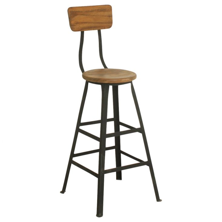 Hardware Store Bar Stools Reclaimed Wood Furniture Smithers of Stamford £ 264.00 Store UK, US, EU, AE,BE,CA,DK,FR,DE,IE,IT,MT...