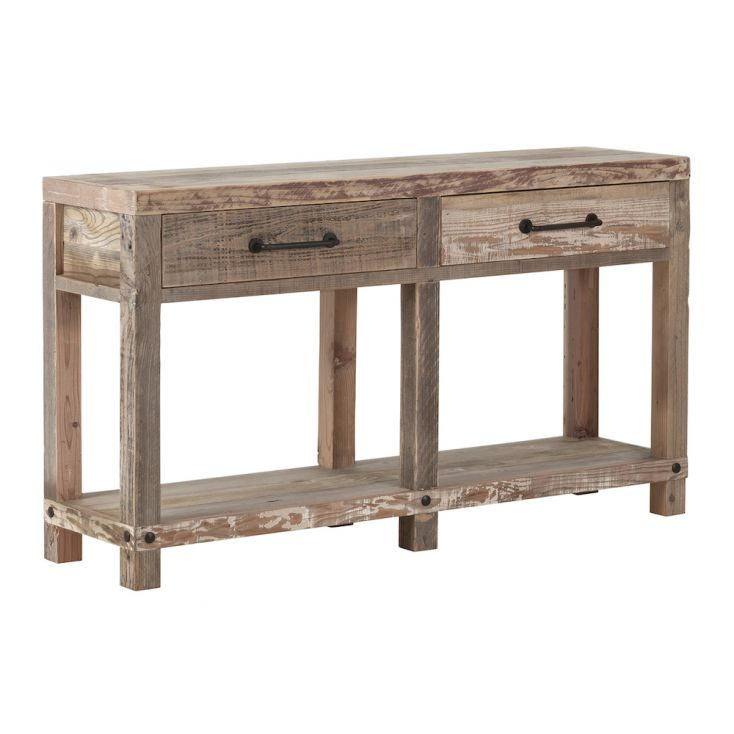 Reclaimed Wood Console Table Smithers Archives Smithers of Stamford £ 506.00 Store UK, US, EU, AE,BE,CA,DK,FR,DE,IE,IT,MT,NL,...