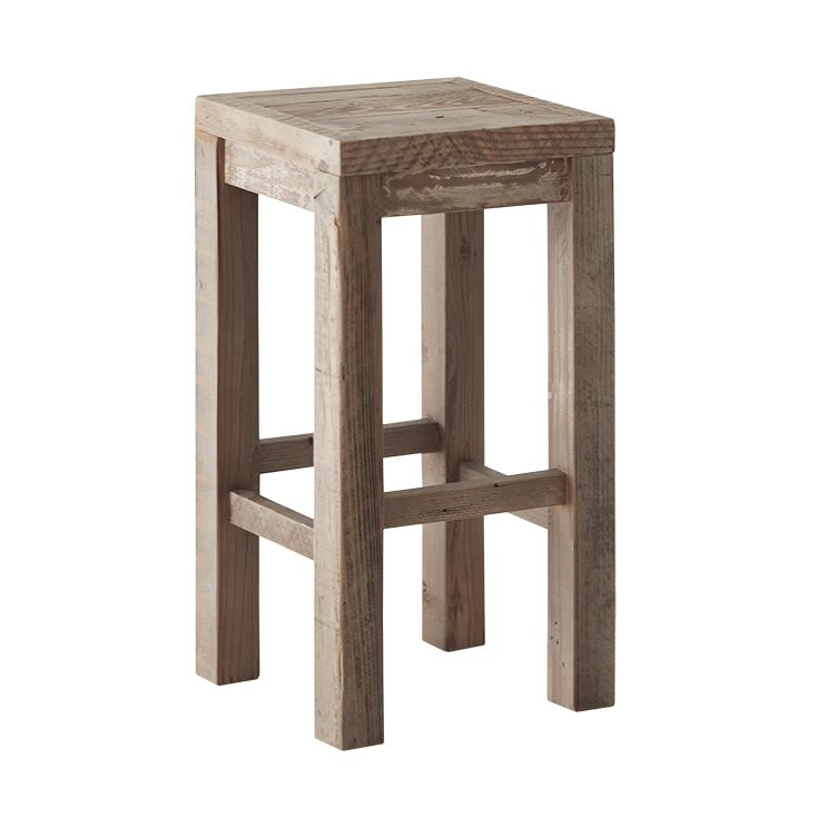 Reclaimed Wood Bar Stool Kitchen & Dining Room Smithers of Stamford £ 146.00 Store UK, US, EU, AE,BE,CA,DK,FR,DE,IE,IT,MT,NL,...