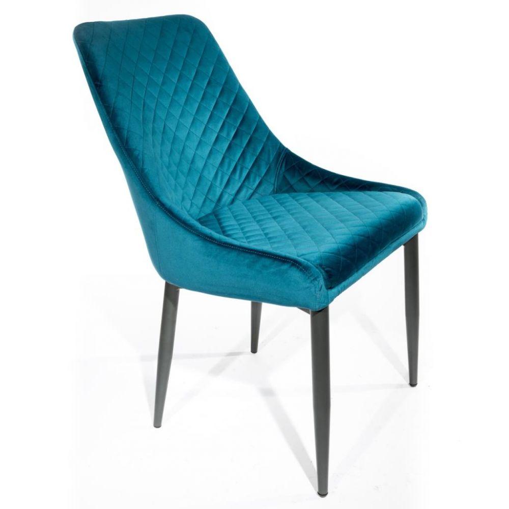 Velvet Upholstered Dining Chairs
