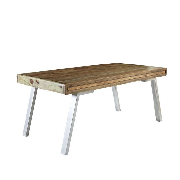 Reclaimed Wood Dining Table Dining Tables Smithers of Stamford £ 720.00 Store UK, US, EU, AE,BE,CA,DK,FR,DE,IE,IT,MT,NL,NO,ES,SE