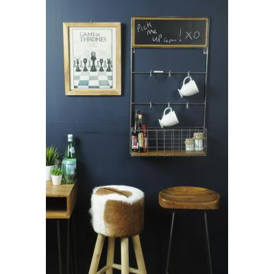 Wall Storage Kitchen Rack