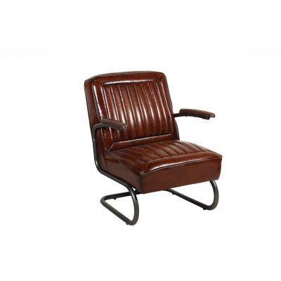 Car Seat Leather Armchair
