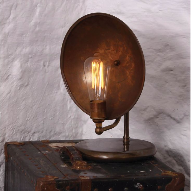Bugsy Table Lamp Industrial Lights Smithers of Stamford £ 211.00 Store UK, US, EU, AE,BE,CA,DK,FR,DE,IE,IT,MT,NL,NO,ES,SE
