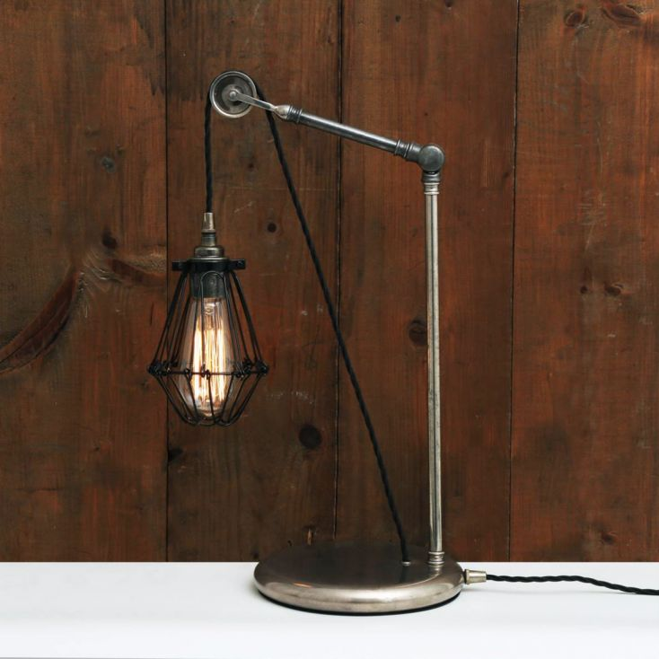 Pulley Table Lamp Vintage Lighting Smithers of Stamford £ 265.00 Store UK, US, EU, AE,BE,CA,DK,FR,DE,IE,IT,MT,NL,NO,ES,SE