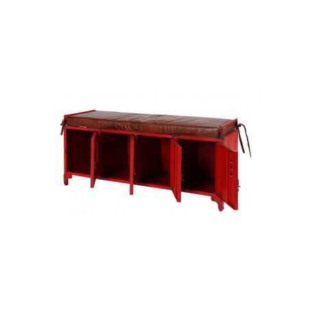 Industrial Hallway Bench Industrial Furniture Smithers of Stamford £ 525.00 Store UK, US, EU, AE,BE,CA,DK,FR,DE,IE,IT,MT,NL,N...