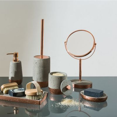 Copper Bathroom Accessories
