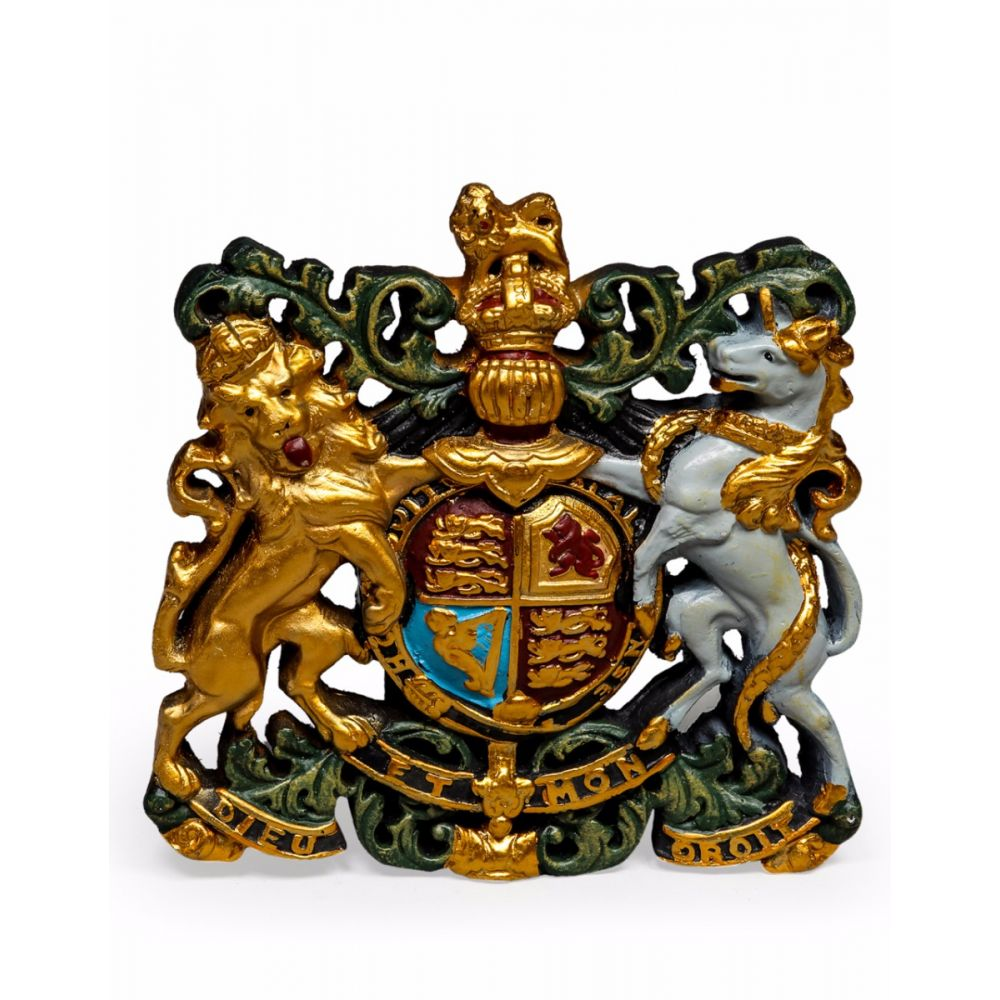 Coat Of Arms Wall Plaque Ex Army Gifts