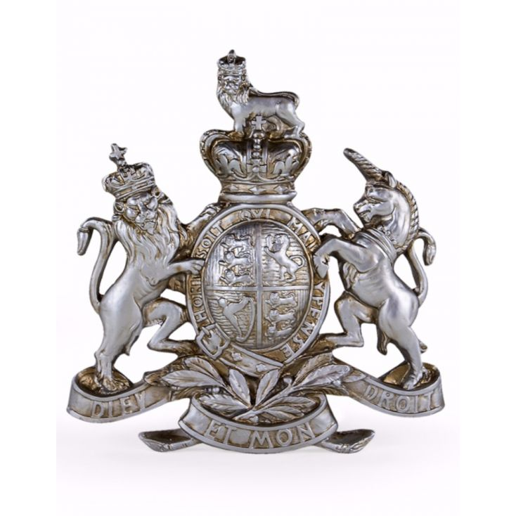 Silver Coat Of Arms Wall Plaque Retro Signs Smithers of Stamford £ 144.00 Store UK, US, EU, AE,BE,CA,DK,FR,DE,IE,IT,MT,NL,NO,...