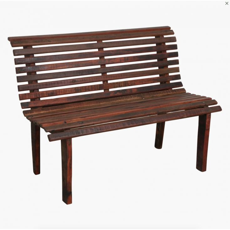 Train Station Bench Outdoor Furniture £ 356.00 Store UK, US, EU, AE,BE,CA,DK,FR,DE,IE,IT,MT,NL,NO,ES,SE