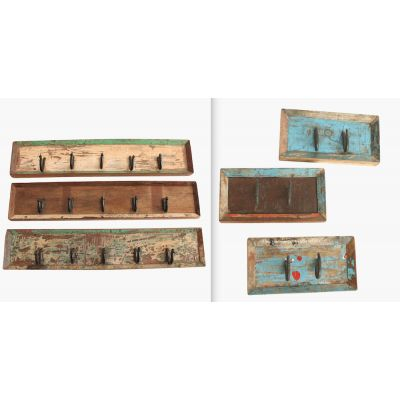 Reclaimed Wood Coat Peg Coat Hooks Smithers of Stamford £ 10.50 Store UK, US, EU, AE,BE,CA,DK,FR,DE,IE,IT,MT,NL,NO,ES,SE